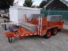 T/A Material Trailer