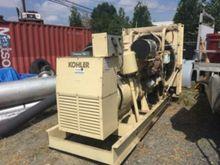 Kohler 600-KW Generator, Detroi