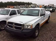 2007 Dodge Dakota 4x4