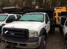 2006 Ford F450 4x4