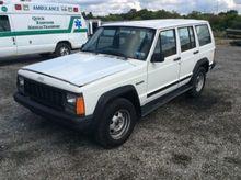1996 Jeep Cherokee 4x4