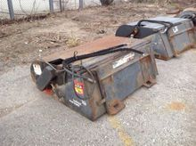 Skid Steer Sweeper Attachment