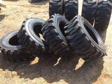 (2) Skid Steer Tires (New/Unuse