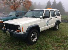 1999 Jeep Cherokee 4x4