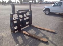 Forklift Frame attachment with