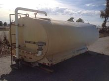 5000 gallon water tank