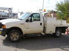 2006 Ford F350 4x4