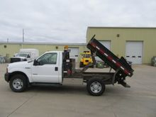 2007 Ford F350 4x4