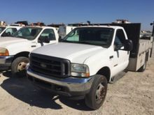 2004 Ford F450 4x4