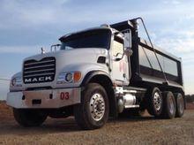 2007 Mack CV533 Granite