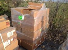 Pallet of Heat exchangers
