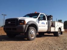 2005 Ford F550