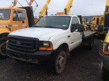 1999 Ford F450 4x4