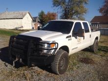 2011 Ford F250 4x4