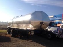 1976 Almont 5400 gallon Stainle