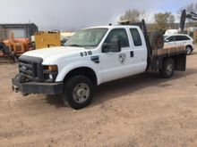 2009 Ford F250 4x4