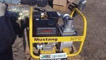 "Mustang MP3, 3"" Water Pump, gas"