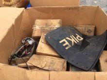4 Pallet Boxes Misc. Truck Part