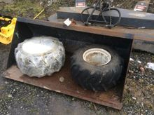 Power Trac Skid Steer Bucket At