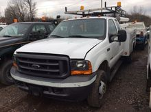 2001 Ford F350 4x4