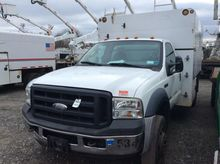 2006 Ford F550 4x4