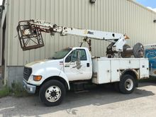 2001 Ford F650