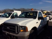 2005 Ford F350 4x4