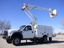 2010 Ford F550 4x4