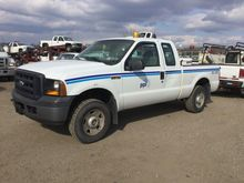 2007 Ford F250 4x4