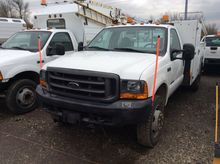 2000 Ford F550 4x4