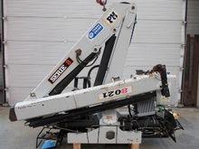 Used PM - 8021 crane