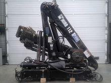 Used Hiab - Crane 11