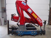 Used HMF - crane 106