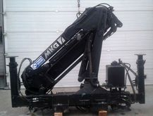 Used MKG - crane HLK