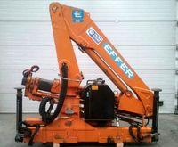 Used Effer - crane 9