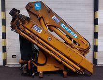 Used Effer - crane 2