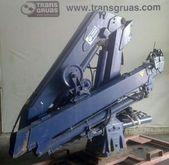 Used Hiab - crane 12
