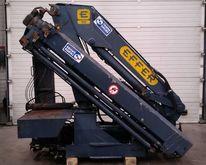 Used Effer - crane 1