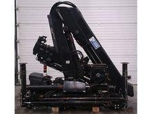 Used Hiab - crane 14