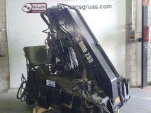 Used Hiab - crane 28