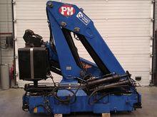 Used PM - crane 16 i