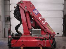 Used HMF - crane 222