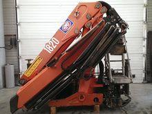 Used HMF - crane 182