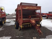 Used HOLLAND 851 in