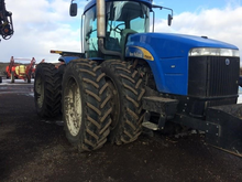 2010 NEW HOLLAND T9020