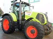 2010 Claas axion 820 Farm Tract