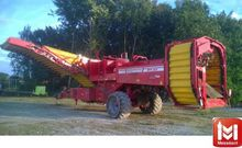 2013 Grimme SV 260 Potato harve
