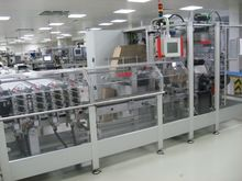 Somic traypacker for collating