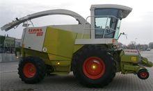 1995 CLAAS JAGUAR 860