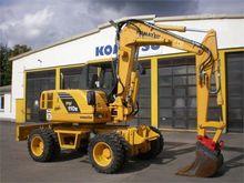 2010 KOMATSU PW110R-1